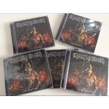 Iron Maiden - The Book Of Souls - Live Chapter 2 Cds Origi