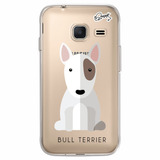 Case Capa Capinha Sansung Galaxy J1 Mini - Bull Terrier