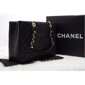 Bolsa Chanel Original Gst Shopper Lindissima Frete Gratis