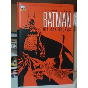 Batman Dia Das Bruxas Ed. Definitiva - Frete Grátis