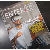 Revista Sistemas Enter.co Realidad Virtual Real 2016