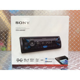Auto Estéreo Sony Bluetooth Dsx-a400bt Bluetooth, Usb, Aux