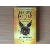 Harry Potter Y El Legado Maldito Jk Rowling Libros Nuevos