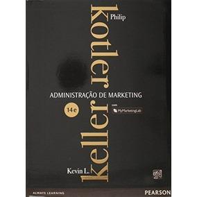 Livro Administração De Marketing Philip Kotler -