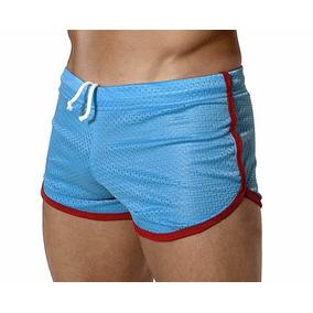 Shorts Cortos Deportivos Para Hombres