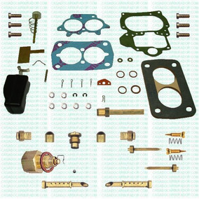 Kit Carburador Dfv 446 Opala E Caravan Casadocarburador