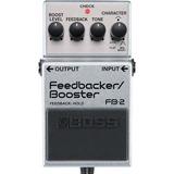 Pedal Feedbacker E Booster De Guitarra Fb2 Boss 3408