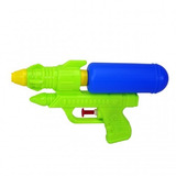 Pistola Arminha De Água Pistola Atira Agua De Plástico