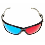 Óculos 3d Anaglifo, Efeito Nvidea - Kit Com 2 Unid.