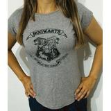 Camiseta Roupas Femininas Harry Potter