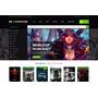 Template Wordpress Loja De Games/digital Instalação Grátis