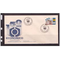 Fdc-332 1984 150 Anos Do Banco Econômico