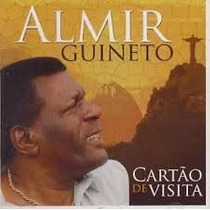 Almir Guineto Cartao De Visita[cd Novo De Fabrica]