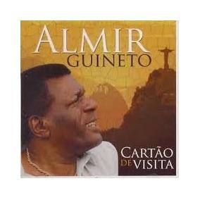Almir Guineto Cartao De Visita[cd Novo De Fabrica Lacrado]