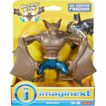 Maginext Dc Super Friends Morcego Humano