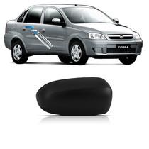 Capa Retrovisor Direito Corsa Sedan 2003 2004 2005 2006 2007