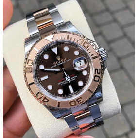 be2d93068c7 Relógio Rolex Yacht Master Misto Feminino - Relógios De Pulso no ...