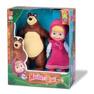Boneca Masha E O Urso  - 8117 Divertoys