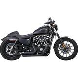 Vance & Hines Shortshots Para Harley Sportster 2014 Al 2018