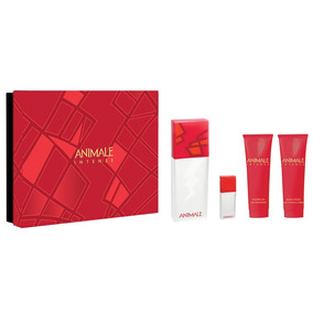 Coffret Animale Intense For Women Eau De Toilette 100ml