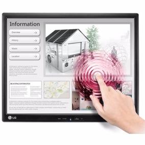 Monitor Led Táctil Lg 19 Mb15t Ips Hd 1280x1024 Touch Screen