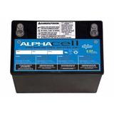 Bateria Alpha Cell 110a Ciclo Profundo