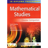 Mathematical Studies Course Companion Ib Diploma Programme