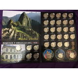 Gran Colección- Riqueza Y Orgullo Del Perú- 26 Monedas