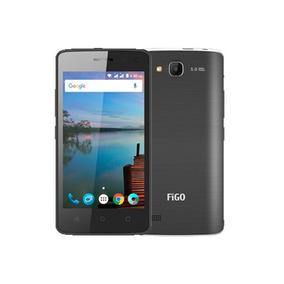 Telefonos Figo Android Negro Orbitblk