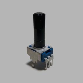 Potenciómetro 10k Lineal 9mm Snap-in