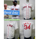 Camiseta Béisbol Boston Red Sox