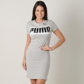 Vestido Puma Urban Sports Dress Feminino