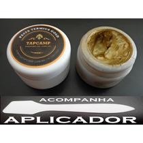 Pasta Térmica Ouro , Gold Processador Cooler Pote 20 Gr
