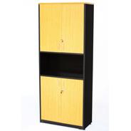 Estantera / Biblioteca 1ª Calidad - 4 Puertas - Calidad Jmi
