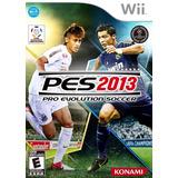 Pro Evolution Soccer 2013 Nintendo Wii Original Wifi Pes2013