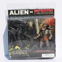 Bonecos Alien Vs Predador Neca Original Coleção Brinquedo
