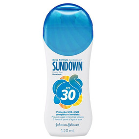 Protetor Solar Sundown