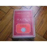 Libro Política De Aristóteles