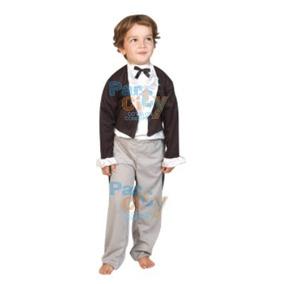 Disfraz Caballero Nene Fiestas Patrias Super Económico L 4-5