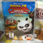 Dvd Kung Fu Panda Lendas Do Dragão Guerreiro Vol. 02
