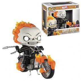 Funko Pop! Ghost Rider 33 | Exclusivo | Filme