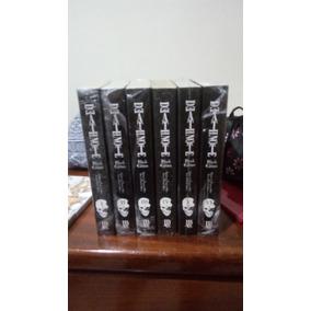 Coleção Completa Mangá Death Note