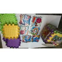 Juego D Rompecabezas Cubo Mágico 60 Piezas Lego Niño Y Niña