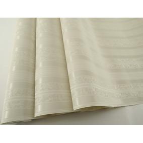 Papel De Parede Palha Texturizado - 10m X 53cm - 760604