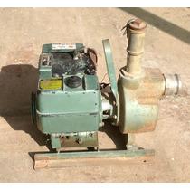 Motobomba Para Agua Mca Barnes De 2 X2 ,con Motor Kholer 8hp