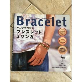 Revista Importada Bracelet Colares Braceletes Miçangas