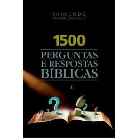 1500 Perguntas E Respostas Biblicas - Aut Paranaense