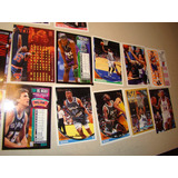 230 Tarjetas Upper Deck Nba