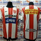 Camiseta Oficial 2017 Del Atletico Club San Martin De Mza
