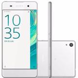 Celular Sony Xperia Xa F3115 Um Chip 16gb 4g+nota-nacional